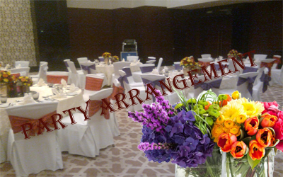 Party Arrangement